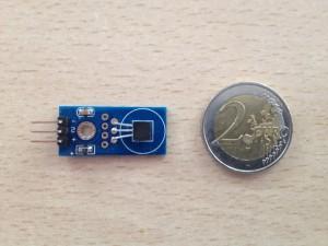 Sensor DS18B20 como módulo