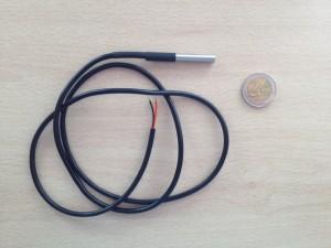 Sensro DS18B20 sumergible